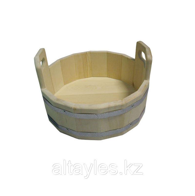 Шайка из кедра 10л (для бани и сауны)