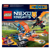 Конструктор Lego Nexo Knights Самоходная артиллерийская установка гвардии 70347