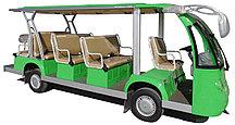 Электроавтобус открытого типа 9-ти местный EG6158K & EG6158K09