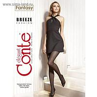 Колготки женские CONTE ELEGANT FANTASY BREEZE (nero, 3)