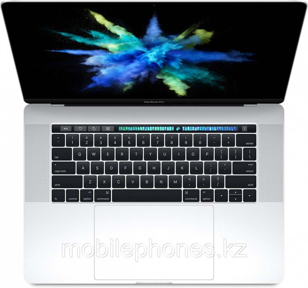 MacBook Pro 15 Retina 512Gb Silver Touch Bar 2017 (MPTV2)