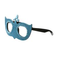 Очки для вечеринки голубая маска