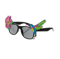 Очки для вечеринки колибри