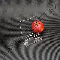 Буклетница Элегант А6, подставка для полиграфии, фото 1