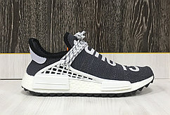 Кроссовки Adidas X Pharrell Williams NMD Human Race Mood Cloud