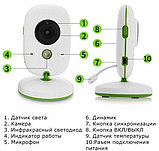 Видеоняня Video Baby Monitor VB 602, фото 2