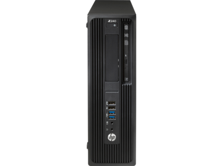 Компьютер HP Y3Z03EA Z240 SFF Workstation (системный блок), фото 2