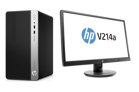 Компьютер HP 1QM45EA ProDesk 400G4 MT BNDL_S, фото 2