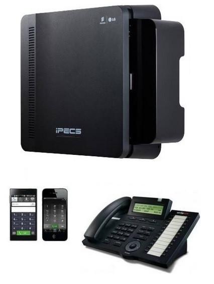Аппаратные IP АТС