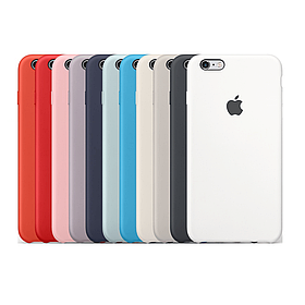 Чехол силиконовый Apple Store, Silicon Case, Apple iPhone 6, iPhone 6S