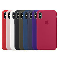 Чехол силиконовый Apple Store, Silicon Case, Apple iPhone x, iPhone 10