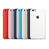 Чехол силиконовый Apple Store, Silicone Case, Apple iPhone 5S, iPhone SE