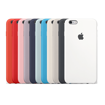 Чехол силиконовый Apple Store, Silicone Case, Apple iPhone 5S, iPhone SE, фото 2