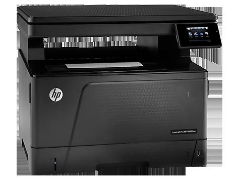 Лазерный принтер/сканер/копир МФУ HP A3E42A LJ Pro MFP M435nw(МФП)