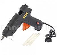Клеевой пистолет с выкл. 12 мм в кейсе, 100 Вт, 8 г./мин. 93034 (002)