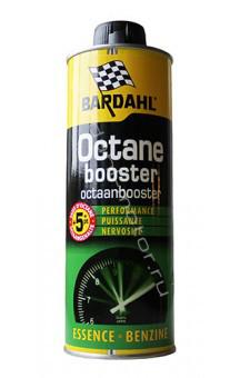 Bardahl Octane Booster повышение октанового числа, бензин (Франция)