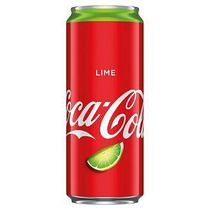 Coca Cola Lime 330ml