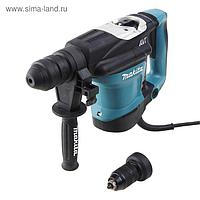 Перфоратор Makita HR 3210 FСT, SDS-Plus, 850Вт, 6.4Дж, 3-реж., б/с патрон, AVT, вес 4.5 кг