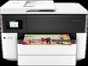 МФУ HP Officejet 7740 Струйный Цветной Принтер/Cканер/Копир/Факс,G5J38A(МФП)