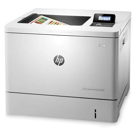 HP M553dn Лазерный Цветной Принтер Color LaserJet Enterprise B5L25A, фото 2