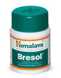 Бреcол ( Bresol Himalaya ) 60 таблеток
