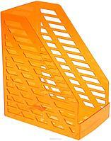 Лоток вертикальный STAMM XXL-ЭКО, ширина 16 см, оранжевый
