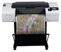 "HP CR648A Designjet T790ps ePrinter (24""/610mm/A1+) 6 ink color, 2400x1200, 8Gb+160Gb, 37m2/hr, sheet & roll, USB+Ethernet+EIO, automatic cutter,"