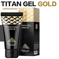 Titan Gel Gold (Титан Гель Голд) для увеличения пениса