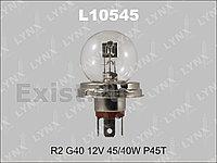 Галогенная лампа LYNXAUTO R2
