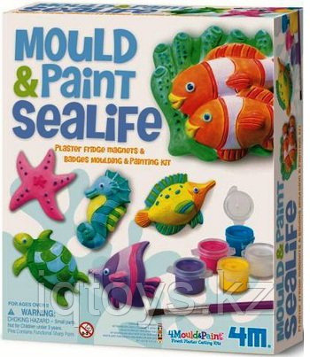 4M Морские животные на магнитах