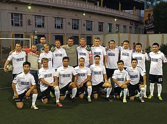 Футбольная форма Kit Play bianco/blu