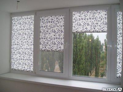 Жалюзи на окна в ассортименте, большой выбор изделий, фото 2