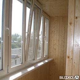 Безшумный балкон