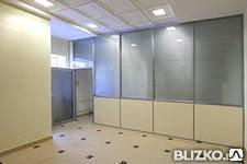 Перегородки каркасные офисные межкомнатные, фото 2