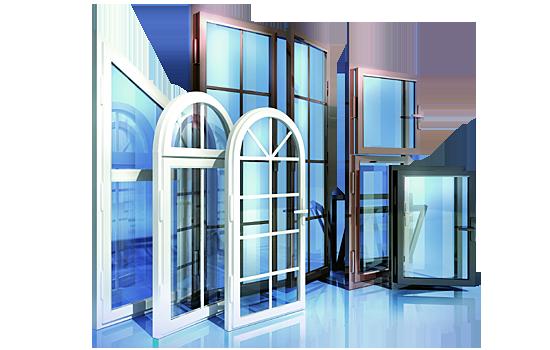 Нестандартные окна с ламинацией и тонированием под ключ, фото 2