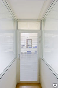 Двери алюминиевые Alutech, фото 2