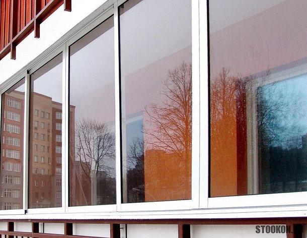 """"""" Холодное"""" остекление балконов, фото 2"""