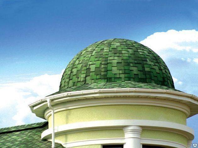Сферическая  крыша, фото 2