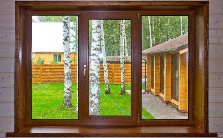 ПВХ окна  в дом, фото 2