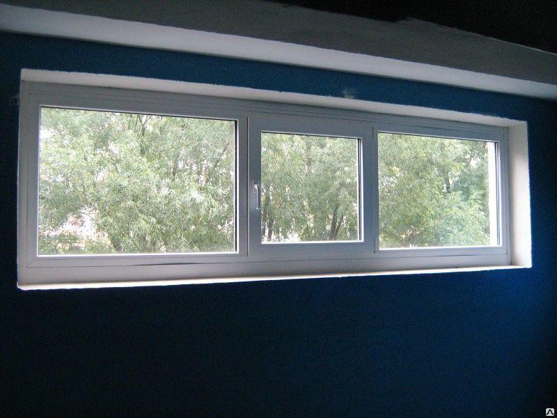 ПВХ окна  легкосбрасываемые