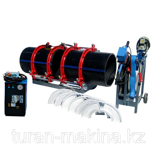 Сварочный аппарат стыковой сварки труб Turan Makina AL 630