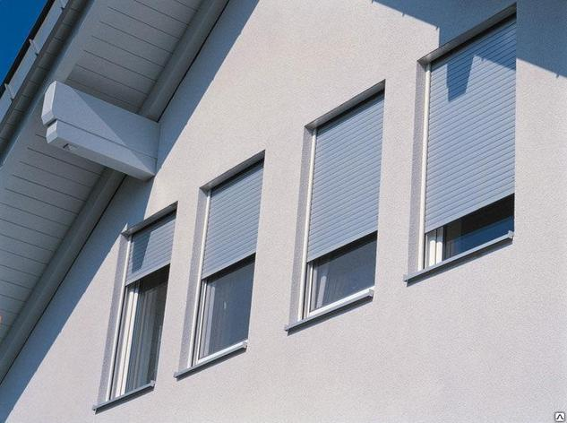 Защитные роллеты на  окна, фото 2