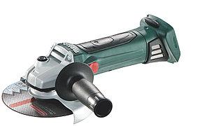 Аккумуляторная угловая шлифмашина Metabo W 18 LTX 150 без АКБ, без ЗУ
