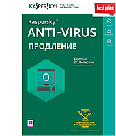 Kaspersky  Anti-Virus 2018 Renewal