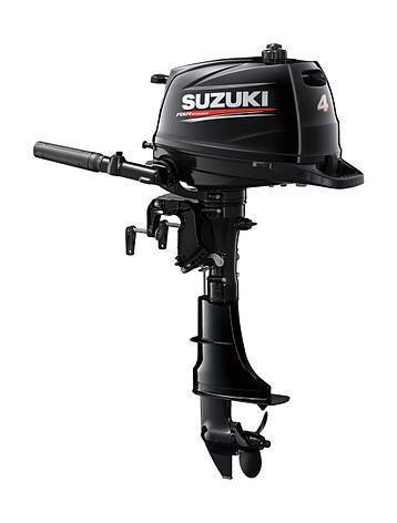 Лодочный мотор Suzuki DF 4 A, фото 2
