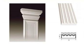 Фасадный декор Угловая пилястра 250*50