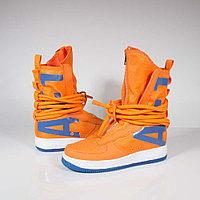 Ботинки Nike Special Forces Air Force 1 Boots Orange