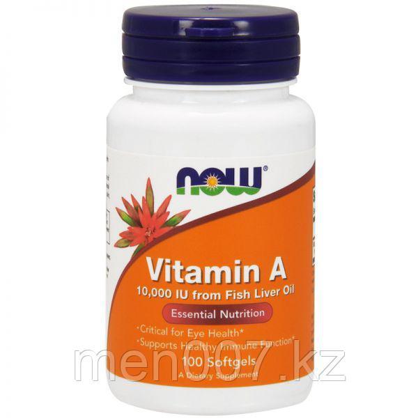 БАД Витамин А (100 капсул)