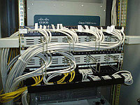 Проектирование и монтаж структурированных кабельных систем (СКС)