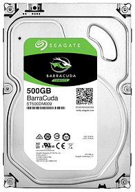 Seagate BarraCuda Жесткий диск HDD  500Gb ST500DM009